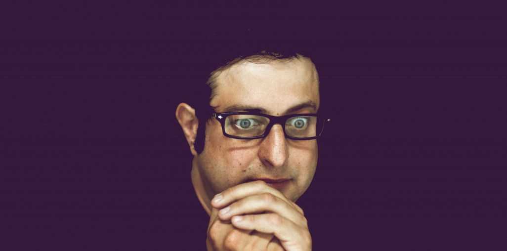 Eugene Mirman Website Photo
