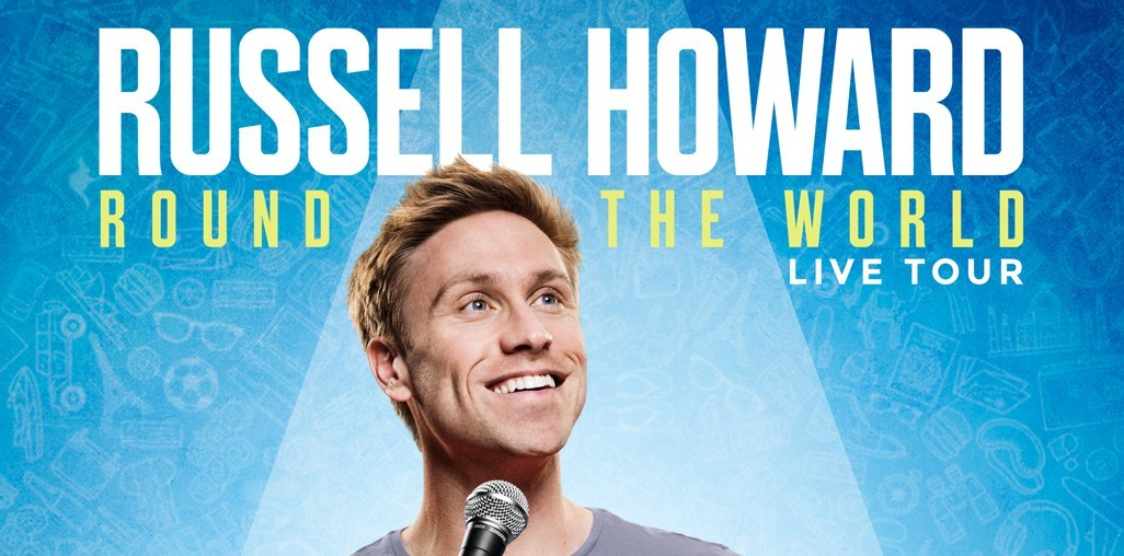 Russell Howard Tour Banner Image