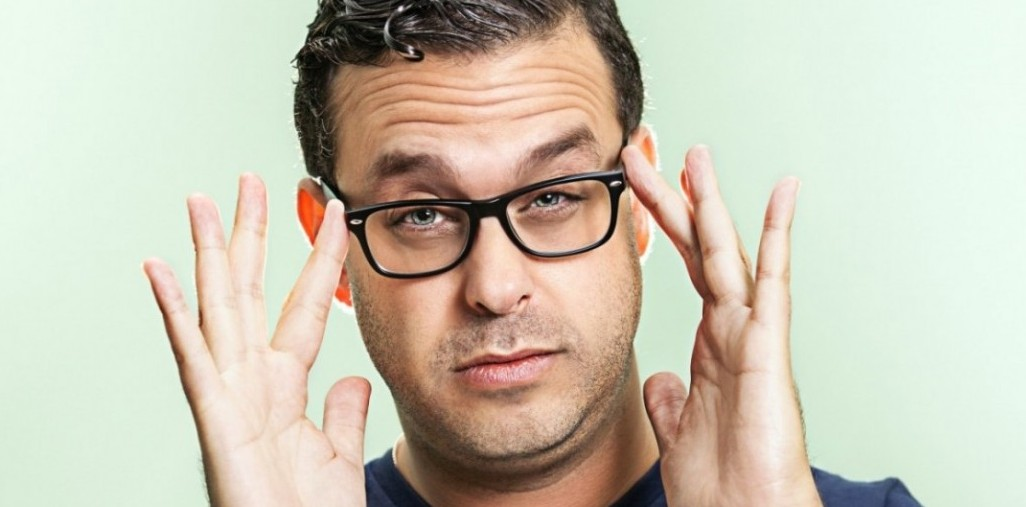Joe DeRosa - Headshot new