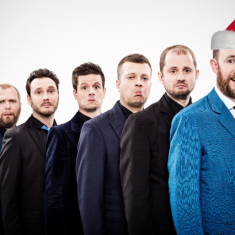 xmas horne section
