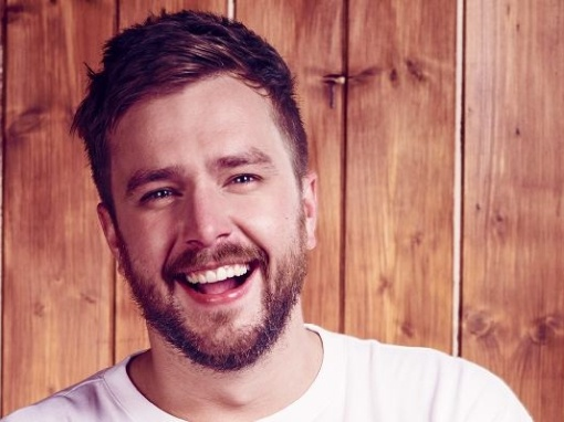 IAIN STIRLING ANNOUNCES FREE GIG FOR NHS WORKERS AT THE ALEXANDRA PALACE THEATRE TO BE FILMED FOR AMAZON PRIME VIDEO SPECIAL