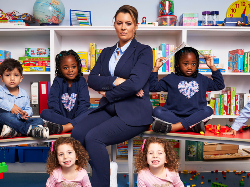 BRAND NEW SERIES OF TODDLERS BEHAVING (VERY) BADLY KICKS OFF ON CHANNEL 5
