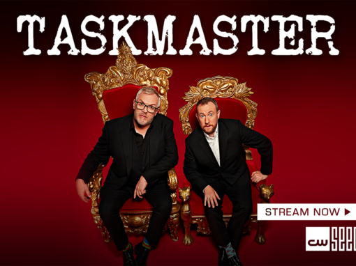 BAFTA-WINNING COMEDY GAME SHOW TASKMASTER MOVES TO CW SEED AND IS AVAILABLE TO STREAM NOW