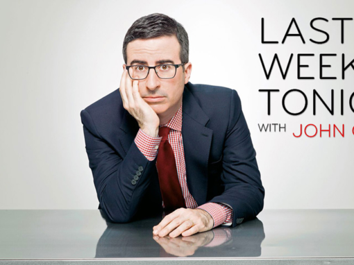 HBO RENEWS EMMY® WINNER  LAST WEEK TONIGHT WITH JOHN OLIVER FOR THREE MORE SEASONS